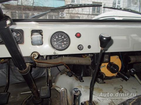 Объявление о продаже б/у УАЗ 3909 2005 г 125000 руб в Волгограде ...